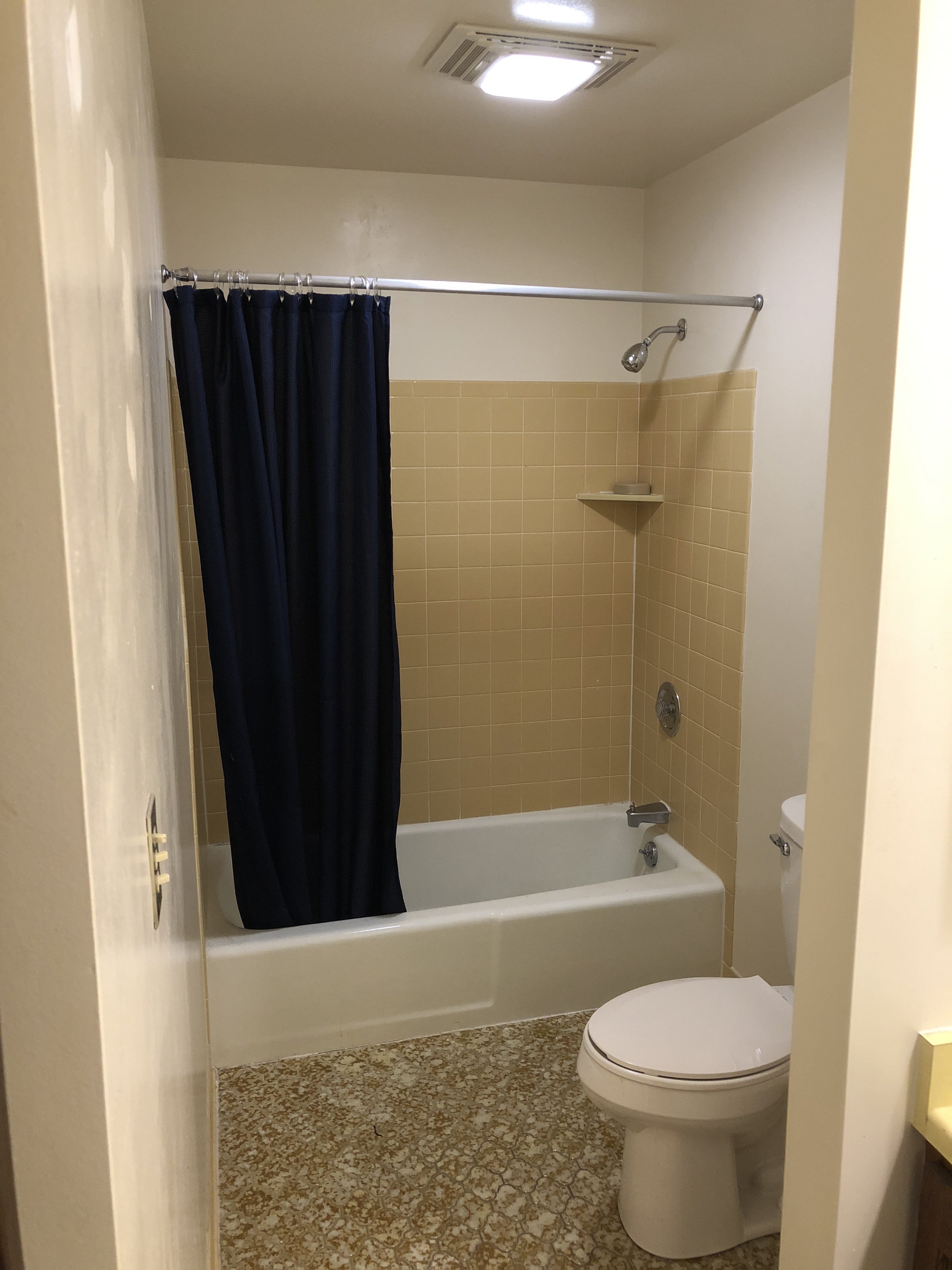 BA - Shower